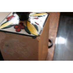 2. Wahl: Schlüsselschränkchen mit Keramikschubladen - SCHRANK-5001B