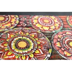 Drawing ornaments Thailand - BILD100