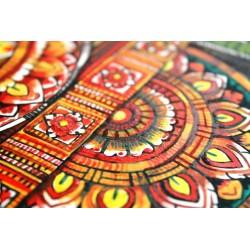 Drawing ornaments Thailand - BILD102