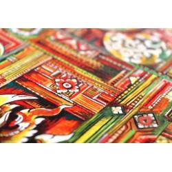 Drawing ornaments Thailand - BILD104