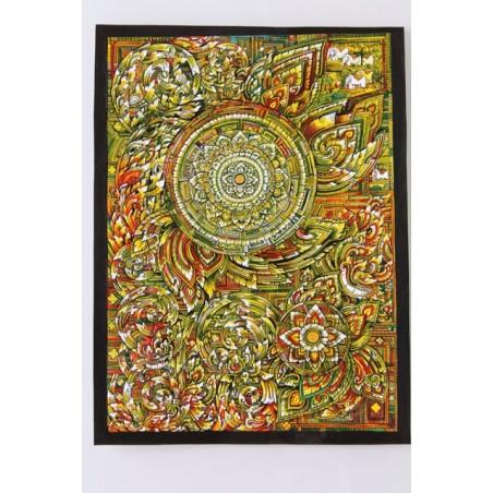Zeichnung Ornamente Thailand - BILD105