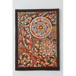 Zeichnung Ornamente Thailand - BILD106