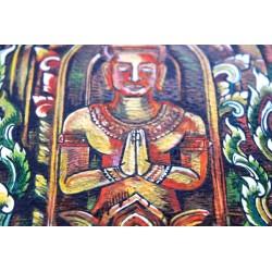 Zeichnung Ornamente Thailand - BILD114
