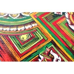 Zeichnung Ornamente Thailand - BILD118
