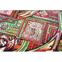Drawing ornaments Thailand - BILD120