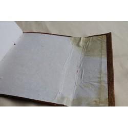 2. Wahl: Notizbuch / Tagebuch SARI (groß) 22x14 cm