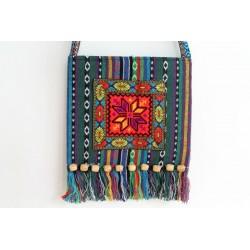 Einfache Tasche aus Thailand, Boho-Stil, Ethno-Stil