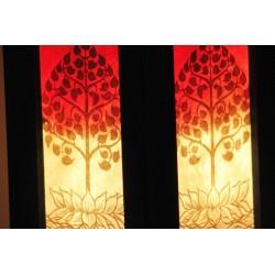 2. Wahl: Lampe Thailand Lotusbaum