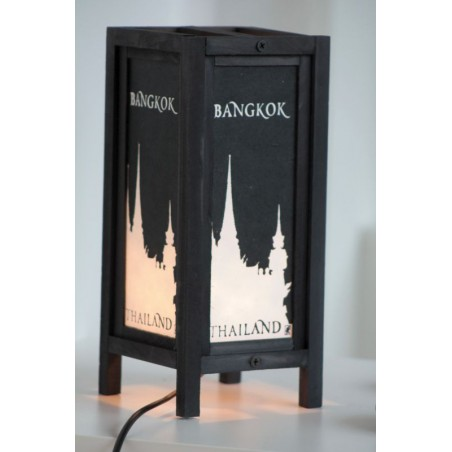 Lampe Thailand Bangkok bei Nacht