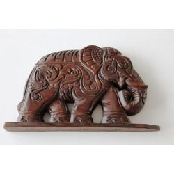 Schatzbox Elefant mit Geheimfach